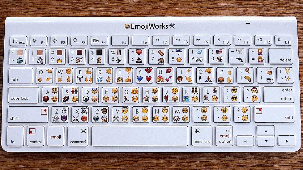 Los emojis conquistan el teclado del ordenador - Foto teclado ordenador ...