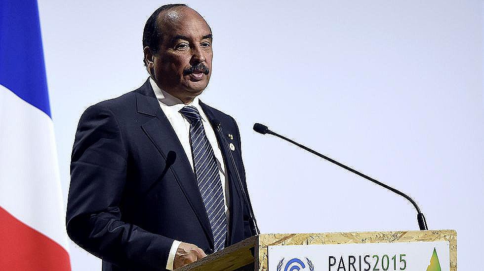 Mauritania, votaciones, negocios  capitalistas, esclavismos, represión contra antirracistas, apostatas. Afp_20151130_144630037