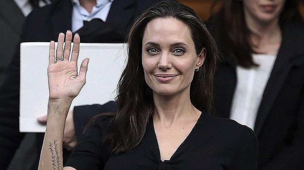 Las fotos ms sexys de Angelina Jolie - LasProvinciases